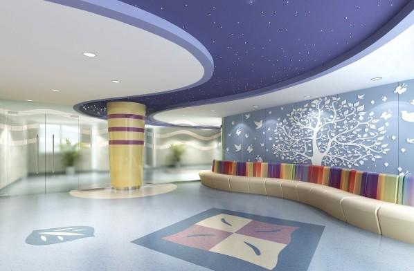 幼儿园星空主题风格