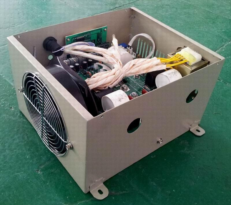 锅炉温控机箱接线方法