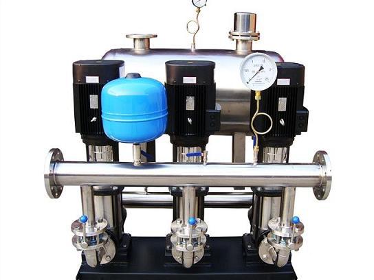 无负压变频供水设备高清图片 高清大图