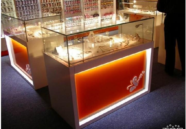 海南珠宝柜台高清图片