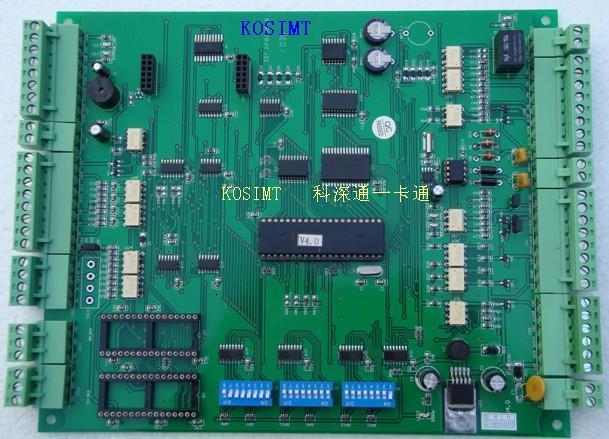 停车场系统标准控制板PCU6200D(大板) 产品型号:PCU6200D  产品尺寸:218mm x 180mm 安装孔位: 209mm x 171mm  功能介绍:  主控制板采用封闭式拨码开关来设置机号及各种功能,设置方便快捷;  主控制板采用双IC读卡模块,机箱读卡天线与出卡机(吞卡机)读卡天线分开驱动,读卡更加稳定。  支持IC/ID卡混合使用,支持同时使用2种ID卡(如普通EM卡和远距离蓝牙卡)  停