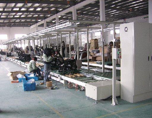 汽车座椅装配生产线自动化设备