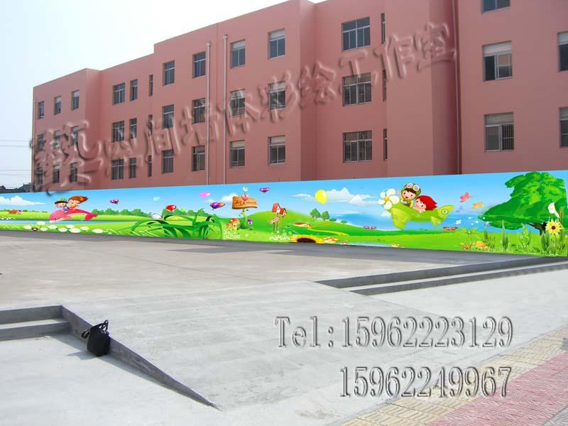 漂亮ktv手绘壁画,户外文化墙宣传画,喷绘,彩喷,喷图的服务型企业.