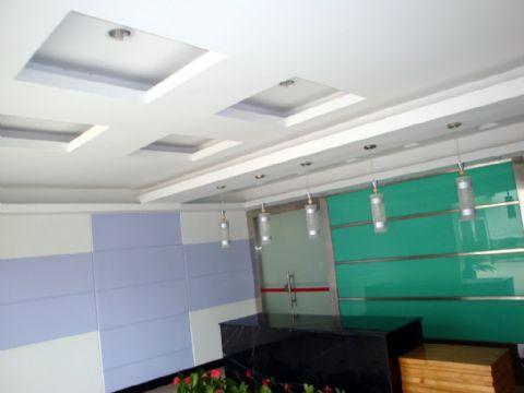 办公室石膏板造型顶高清大图