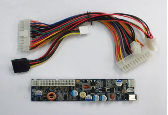 型号:ARNDC12V 产品说明: 120W电源板,12V(带线) 电源版本: ATX 12V 1.输入要求:PREFIX = O 输入电压范围:11.2VDC14.8VDC 输入电流范围:12.0AMax @11.2VDC 输入浪涌电流:12.0Vmax@12VDC 工作效率:85% 输出要求: 五组电源输出 项次 输出电压 输出电流(A) 最小值(V) 典型值(V) 最大值(V) 纹波(mV) 待机电流 典型值 峰值 +3.