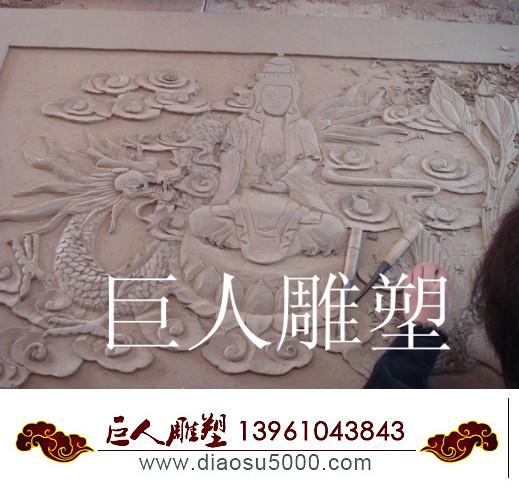 木雕佛像 玻璃钢佛像 贴金佛像 彩绘佛像 - 泰州巨人
