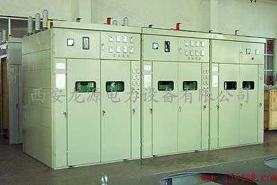 高压开关柜 gbc-40.5手车式