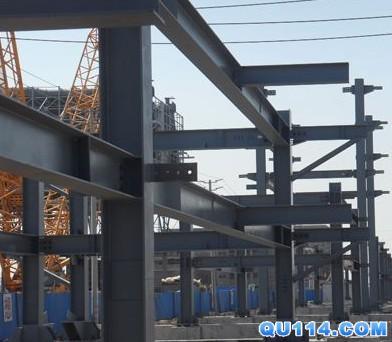 钢结构大型广告牌制作及安装,旋转式钢结构广告牌,舞台钢结构灯光架