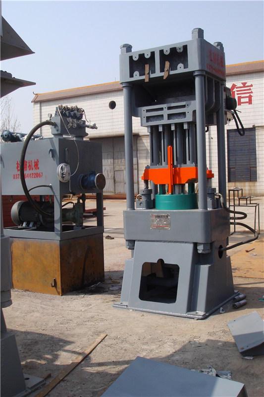大量生产 双面加压式ymza-315年产1500万标砖 液压砖机 液压蒸养砖机图片