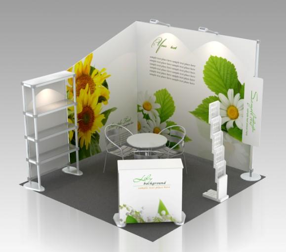 [供应] 展示系列 展览方案 展览设计 展会设计 出国展 特装