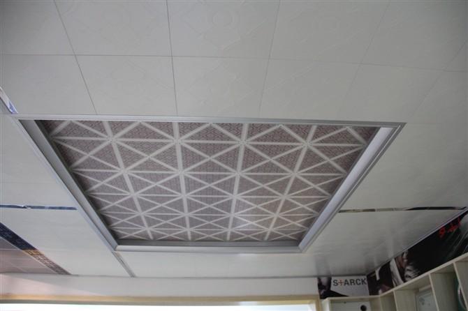 澳科朗二级吊顶,铝扣板二级吊顶,复式铝扣板二级顶