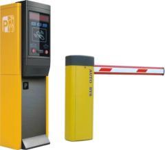 广州道闸厂家提供道闸栏杆,电子遥控停车场系统