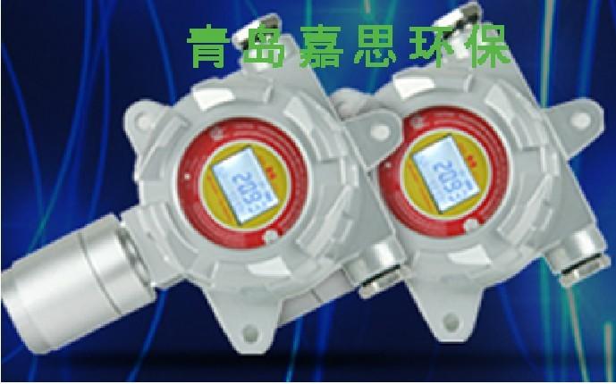 在线式氧气报警器JS-ZXO2应用于测量空气中的含氧量、纯氧、氩气保护焊接低氧环境、可精确测量氧气含量。广泛应用于石油化工、冶金、环境监测、生化医药、仓库、农业、船舱、学校实验室等行业。 一、在线式氧气报警器JS-ZXO2仪器特点: 在线式氧气报警器JS-ZXO2采用英国进口传感器、敏感元器件; 具有信号稳定,重复性好,精度高等优点; 仪器适用于各种复杂工业环境连续在线监测,抗干扰能力强; 独立气室,更换传感器无需现场标定,传感器自动识别,操作维护简单; 三线制隔爆接线方式适用于各种危险场所。仪器配