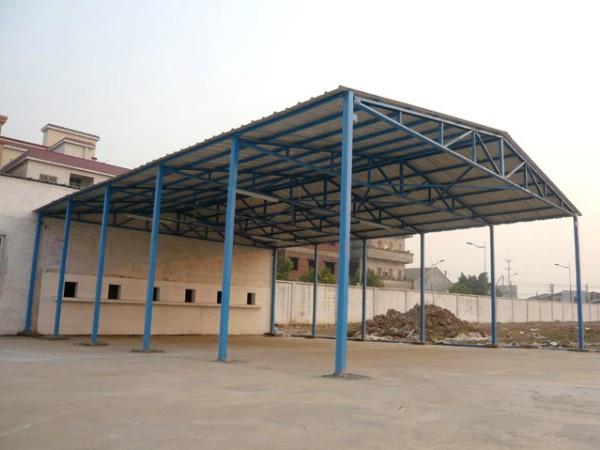 叠层钢结构加建 钢结构阁楼扩建安装68601782高清图片