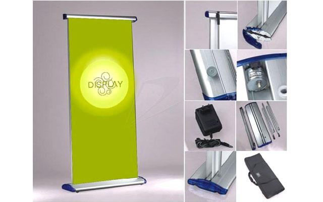 展示器材类——x展架,易拉宝,拉网展架,促销台,背景绗架,pop展板,电