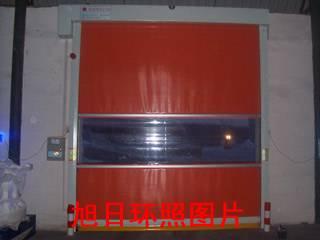徐州地下车库不锈钢高速卷帘门翻板门工业滑升门柔性大门自动门
