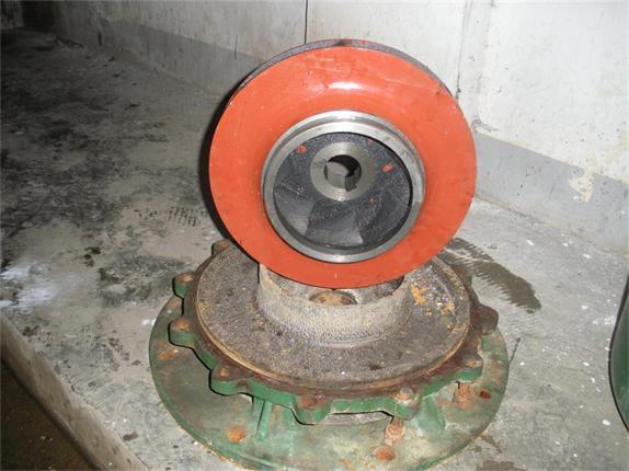 水泵叶轮图片
