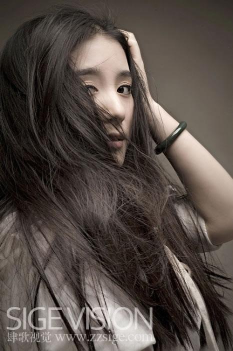 v脸型郑州个人写真脸型不留好-郑州肆歌视发型发型长比较海图片