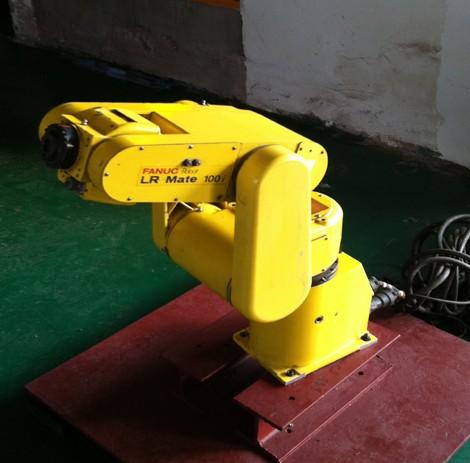 二手机器人,二手机械臂fanuc 100i高清图片 高清大图