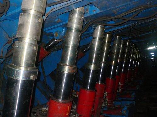 山东枣庄煤矿用液压支架立柱油缸厂家