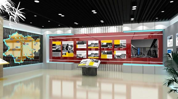 展览馆设计首选上观 展馆设计产品图片高清大图,本图片由武汉上观中展图片