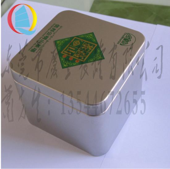 公版高山茶叶铁盒|马口铁大红袍茶叶盒|福鼎白毫银针茶叶包装盒