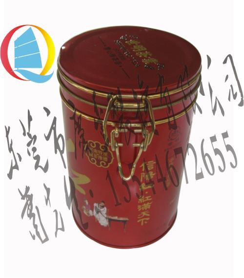 太平猴魁茶叶罐直销,武当道茶叶铁罐,送礼茶叶铁罐