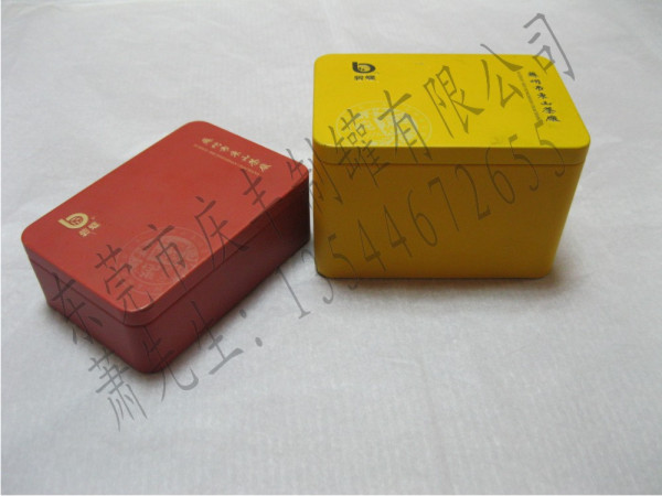 洞庭碧螺春茶铁盒|云南普洱茶叶包装|公版蒙洱茶叶盒