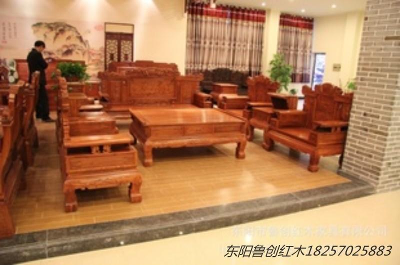 精雕欧式沙发靠背图