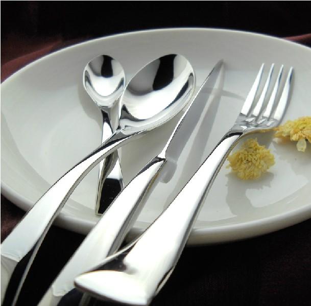 新品上市卡雅精锻刀叉勺酒店用品餐具kaya欧式刀叉