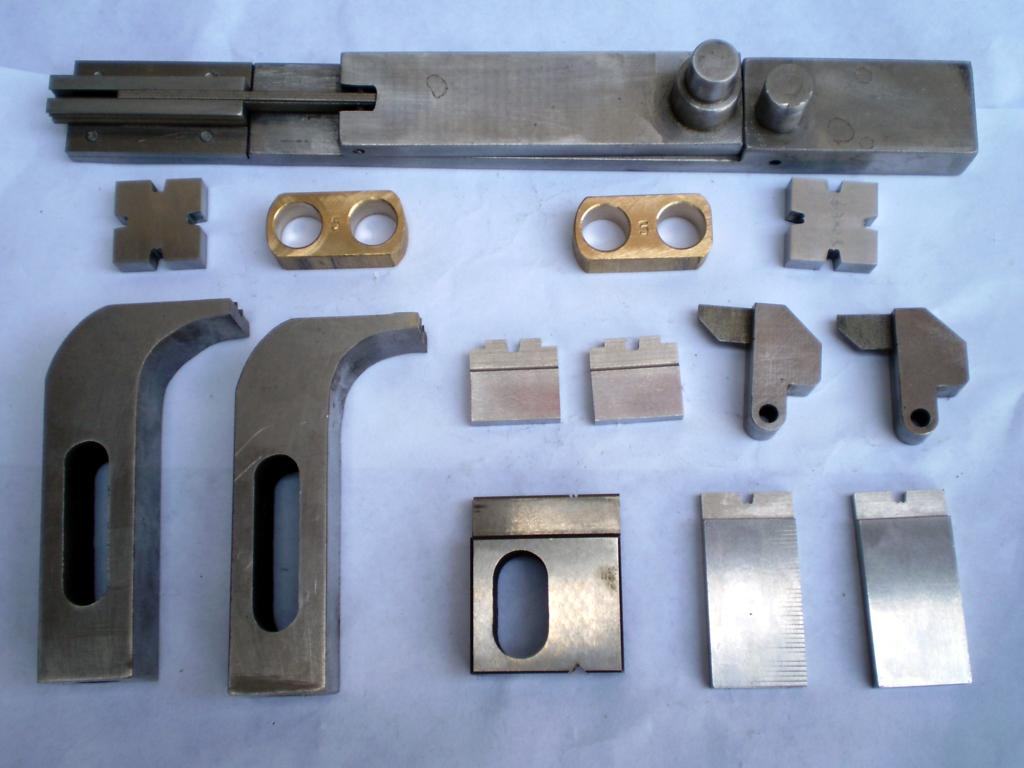 铜带机模具产品图片高清大图