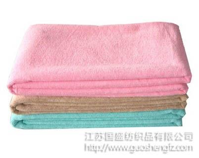超细纤维毛巾 批发 - 江苏国盛纺织品有限公司
