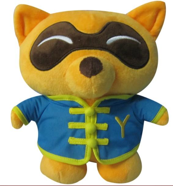 毛绒玩具公仔吉祥物订做娃娃玩偶毛绒漫画动漫授与我高教图片