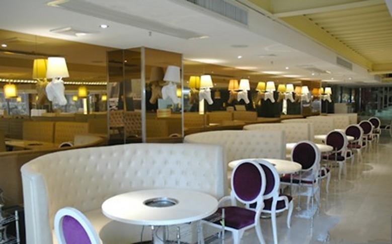 武汉专业展示咖啡厅家具沙发,卡座卡座,ktv沙发卡座定做图片