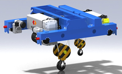 nds型欧式电动葫芦纽科伦提供高清图片