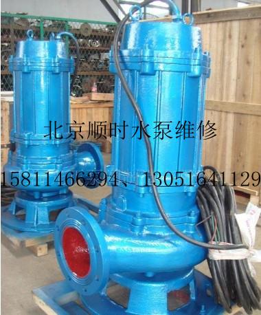 4,承接污水泵及管道安装,改造工程,污水泵自动耦合系统安装及改造