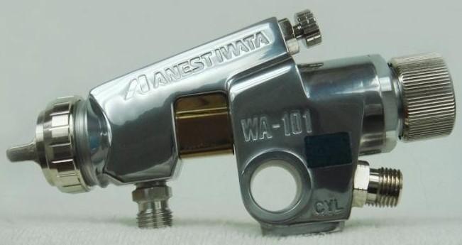 代理原装日本岩田喷漆枪‖专营日本岩田WA-101自动喷枪-岩田喷枪WA-100