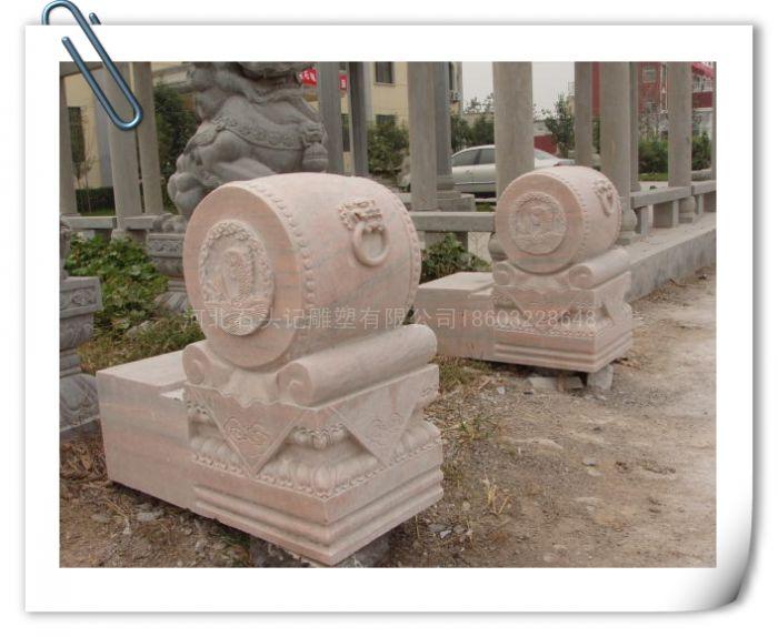 汉白玉石雕门墩,青石门墩,门墩制作价格,各式石门墩