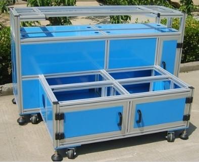 东莞钣金加工铝型材机箱防火罩