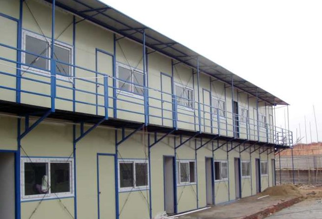 轻钢结构住人集装箱抗震可达9级