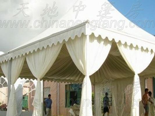 欧式帐篷安装步骤