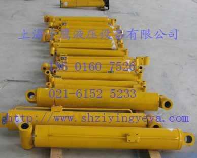 油口规格和活塞速度      影响液压缸速度的因素之一是引入或排出油口