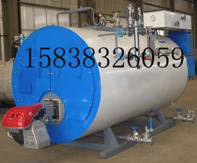 4吨燃气蒸汽锅炉结构简介