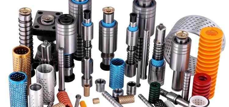 找质量最好生产最专业的顶针厂家,选择东莞万年精密五金弹簧模具配件厂,本公司属中型合资企业,位于中国模具制造业重镇--广东省东莞市长安镇。是一家集开发、生产、销售为一体的模具配件专业制造厂家。专业制造精密塑胶模、冲压模零配件。如标准冲头、成型冲头、钨钢冲头、钨钢衬套、母模衬套、导柱导套、浮升梢、固定梢、顶针、双节顶针、镶针、方型辅助器、导柱辅助器、圆柱辅助器、及电子和半导体类模具用成品梢、菱形梢、方梢、其它化妆品类、文具笔类、模具用型芯等。更接受特殊规格模具零件加工定做。 自公司成立以来我们一直秉持:技术、
