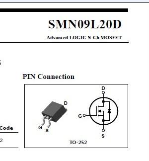代理auk场效应管n-ch 650v 9a smk0965fj
