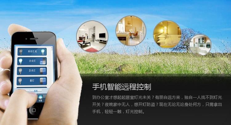远程控制电源智能家居配电箱远程开关电源控制器手机控制配电箱手机