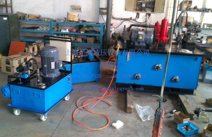 液压缸试验台松江液压油缸试验台产品大图图片