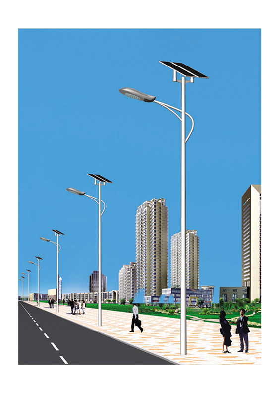 郑州高杆灯 河南太阳能路灯 郑州道路灯就到新光明厂家来