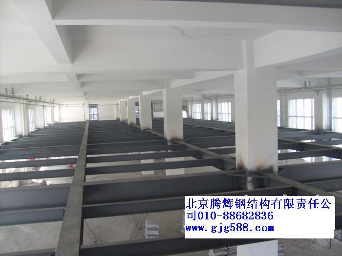北京专业做二层阁楼设计搭室内钢结构隔层加层制作价格 产品图片高清