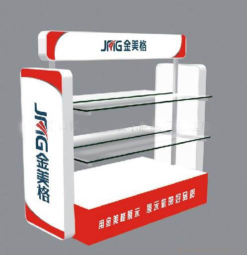 小家电展柜效果图图片 小家电店面装修效果图,铺面小家电装